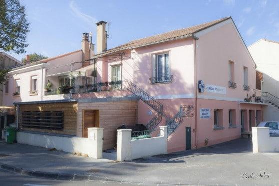 Clinique vétérinaire route de Montfavet Avignon